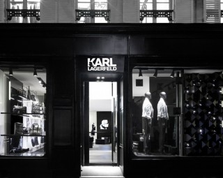 Escalier - Karl Lagerfeld
