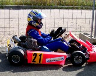 Sponsoring Karting