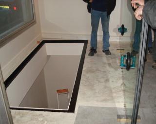 Appartement : plancher & levage