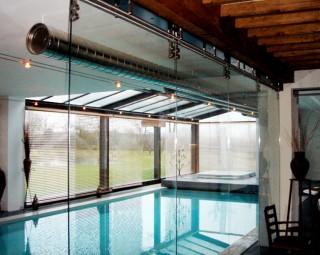 Dorma Manet - cloison piscine