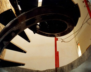 Escalier - Foch