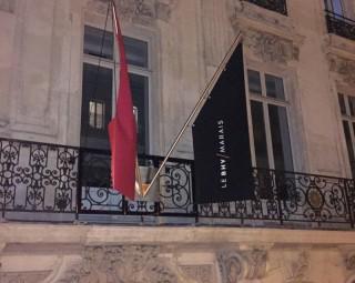 BHV - drapeaux