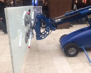 GL Haussman - robot ventouse